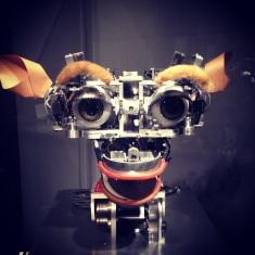 MIT Museum Robot
